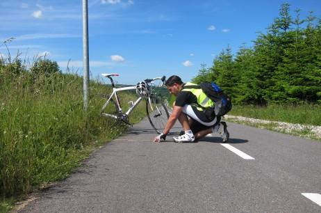 Bliv certificeret Cykelstiinspektør